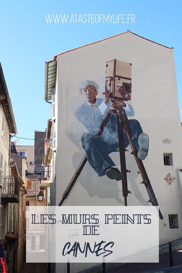 murs peints cannes