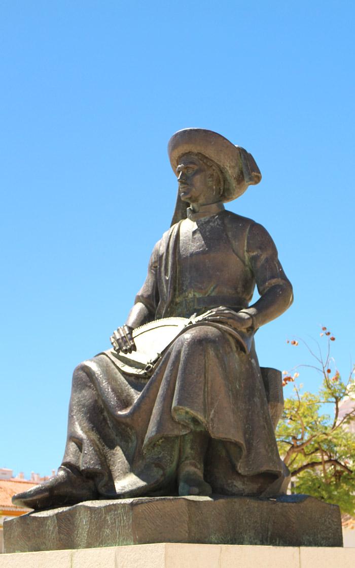 Portugal Lagos statue