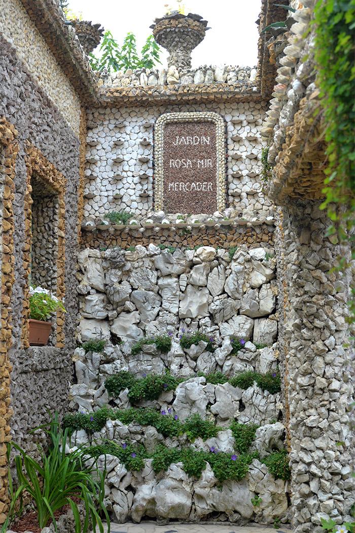 Lyon Jardin Rosa Mir