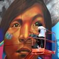 Festival Trublyon Lyon Guache artist