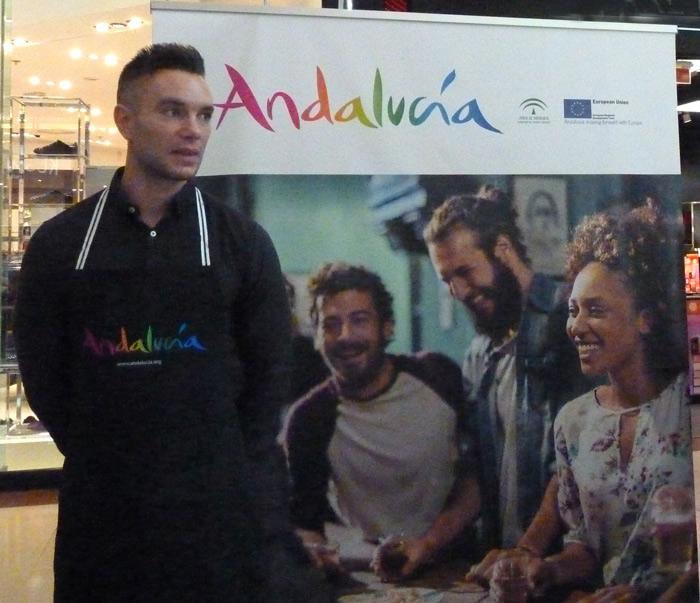 Andalucia à Lyon