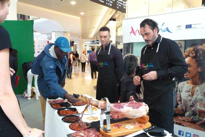 Gastronomie Andalucia a Lyon