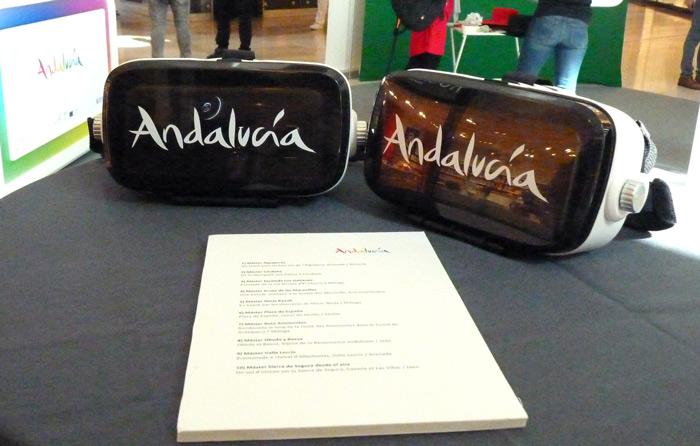 Andalousie réalité virtuelle