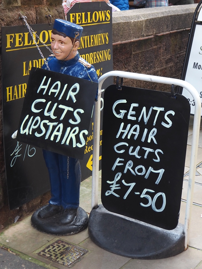 gents hair cuts Exeter
