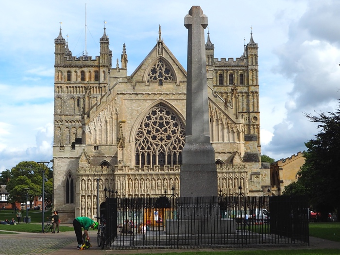 cathédrale Exeter