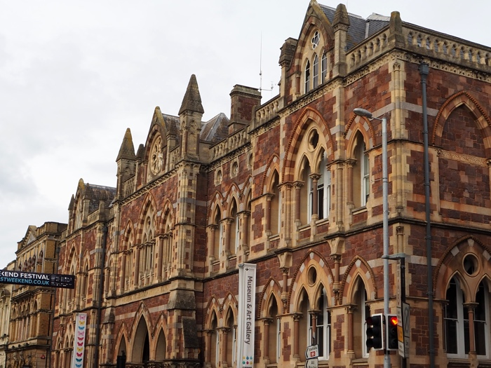 Musee Exeter Arts