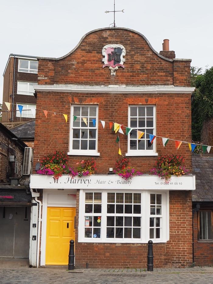 Exeter maison devon