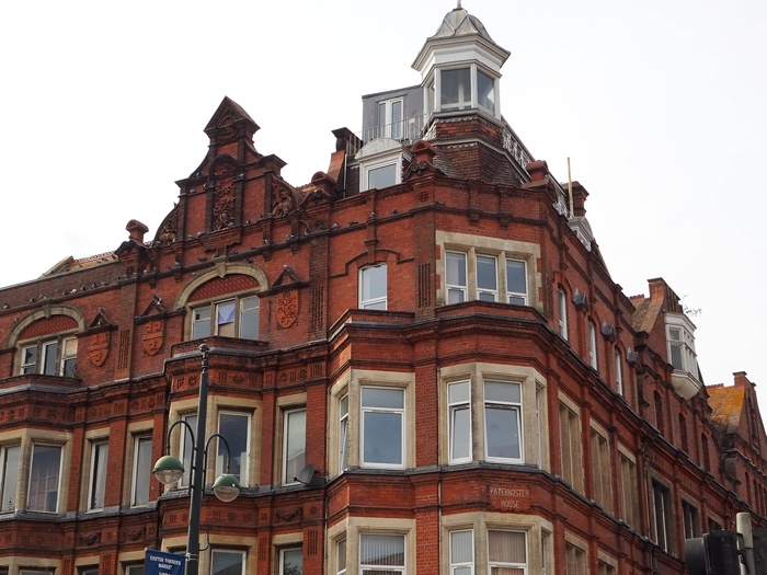 Exeter architecture