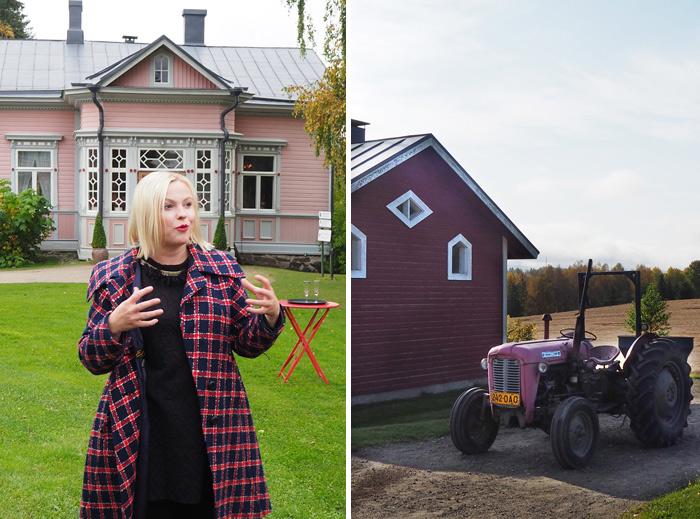 Tertti manor Mikkeli