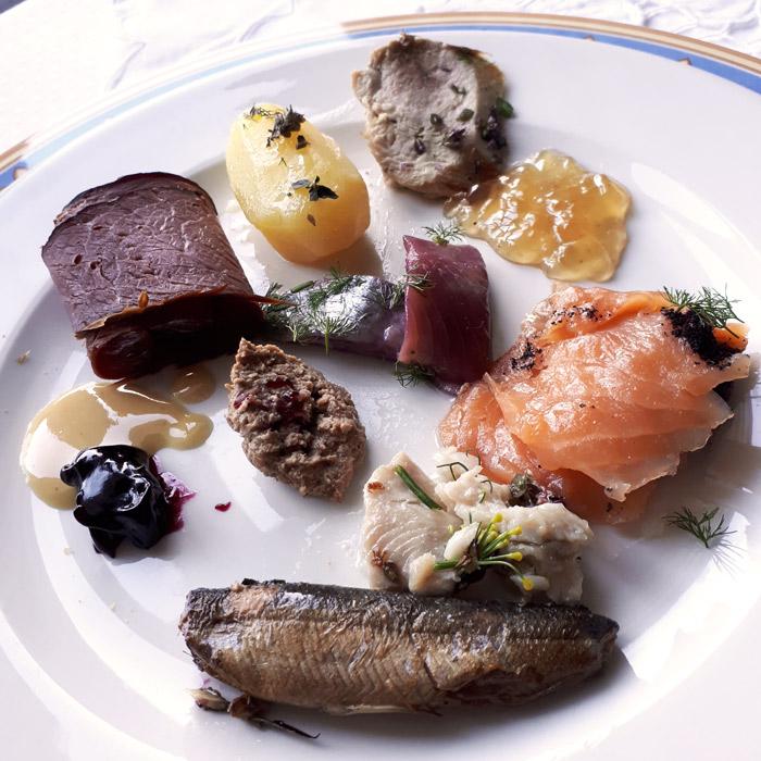 Finlande Mikkeli Tertti manor fish