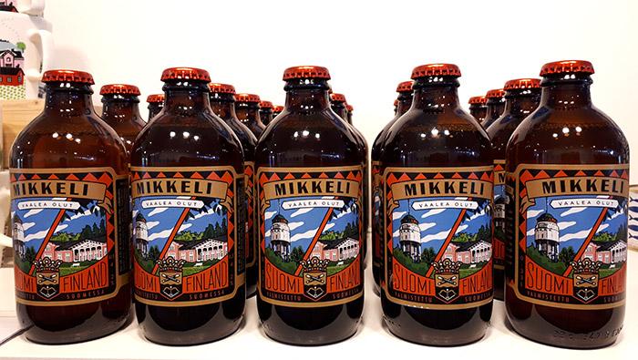 Mikkeli bière Suomi