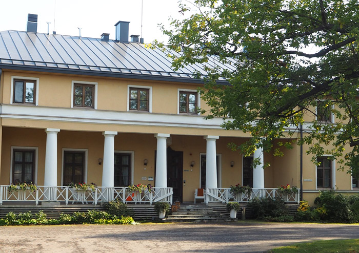 Finlande Kyyhkylä Manor
