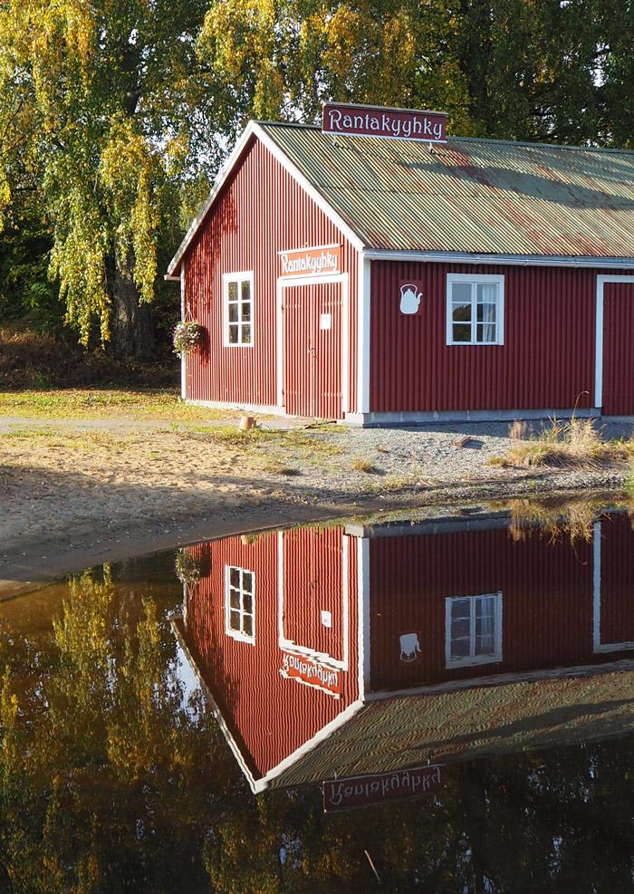 Kyyhkylä Manor Finlande