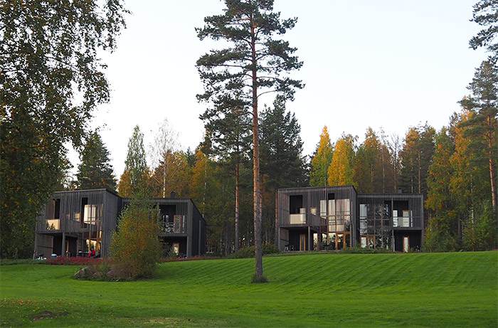 Mikkeli lakeside villas