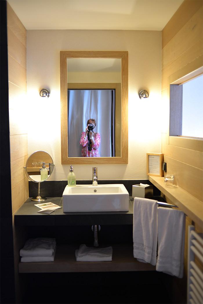 hotel gree landes salle bains