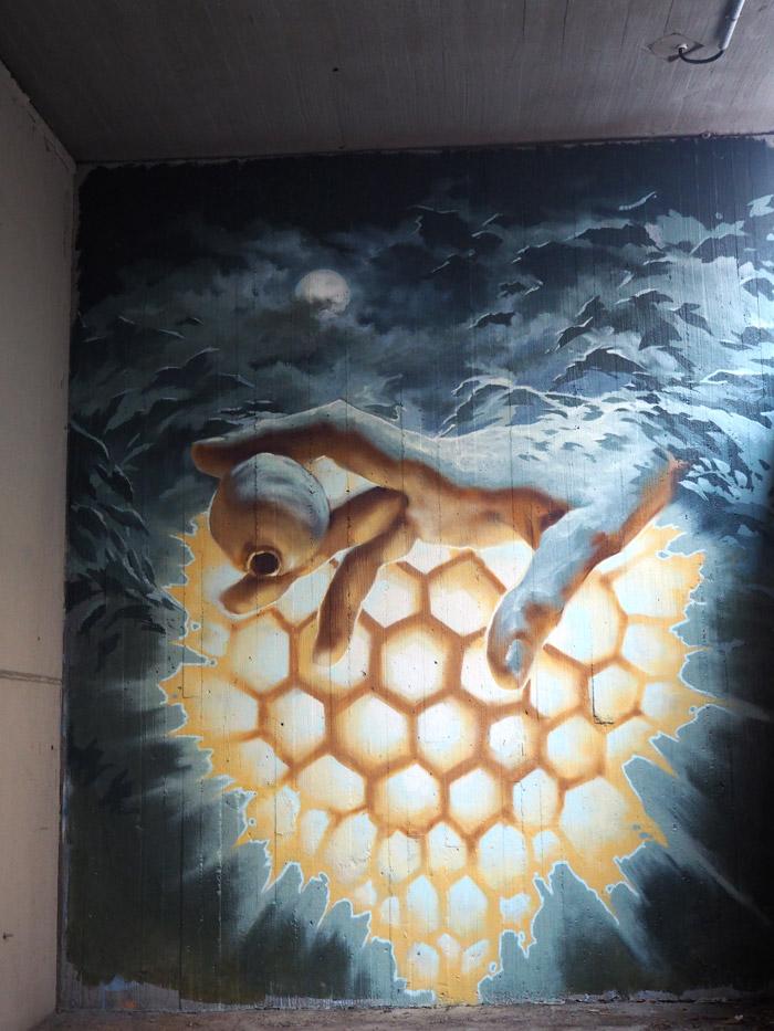 helsinki street art finland