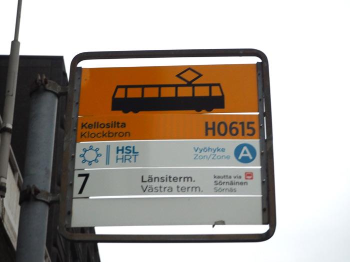 tramway helsinki