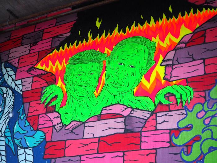Pasila street art Helsinki
