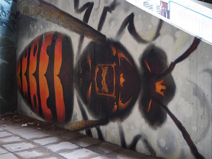 Helsinki Finland street art