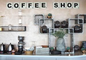 Lyon Celest Coffee shop