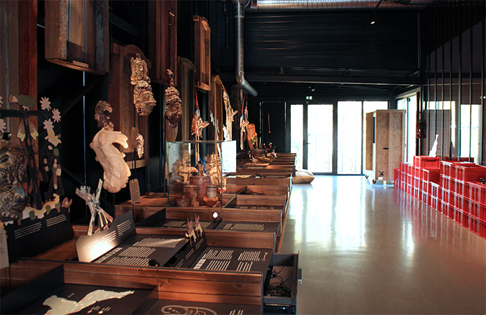 Lyon musée du chocolat MUSCO