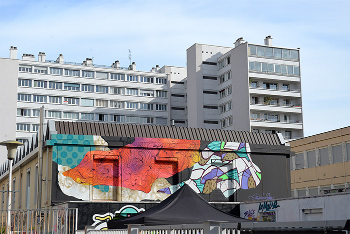 Trublyon street art