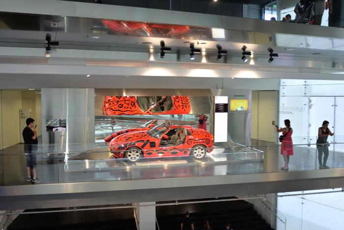 Munich musee voiture bmw