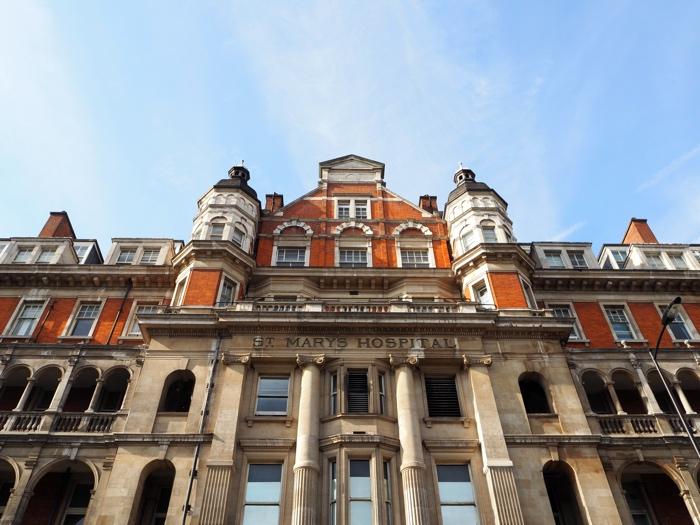 st marys hospital london