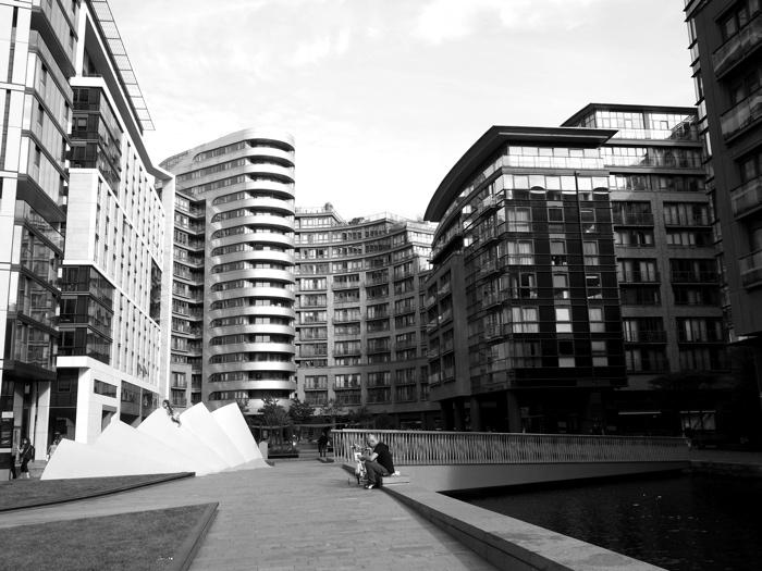 paddington basin london