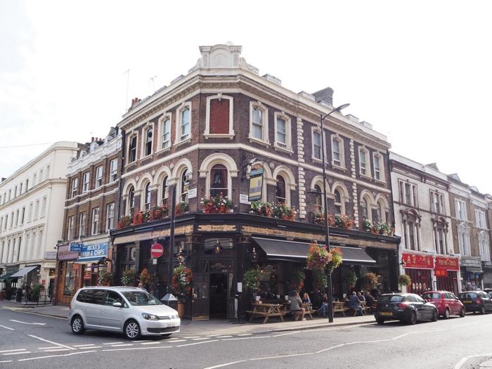 pub london paddington