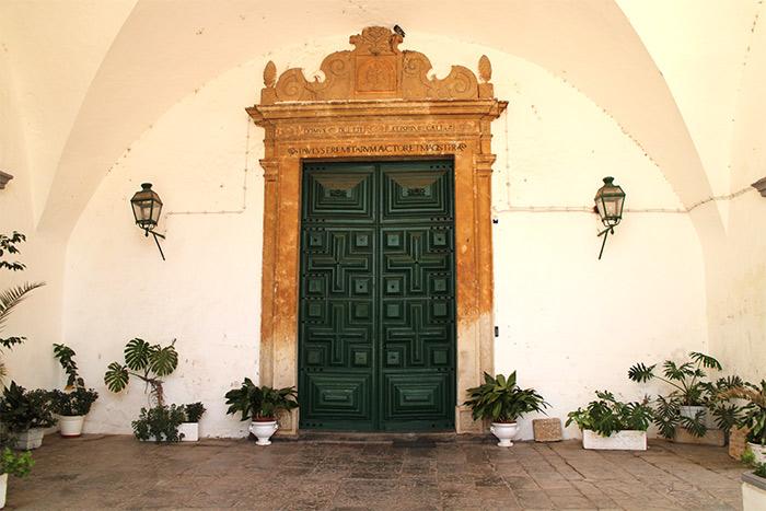 portugal Tavira eglise