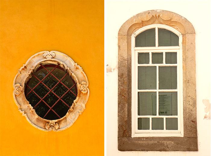 Tavira fenêtres