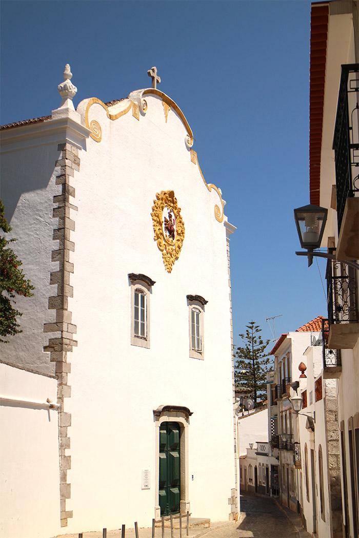 Tavira Eglise Santiago