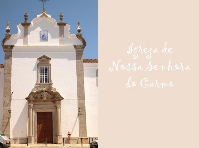 Igreja Nossa Senhora do Carmo Tavira