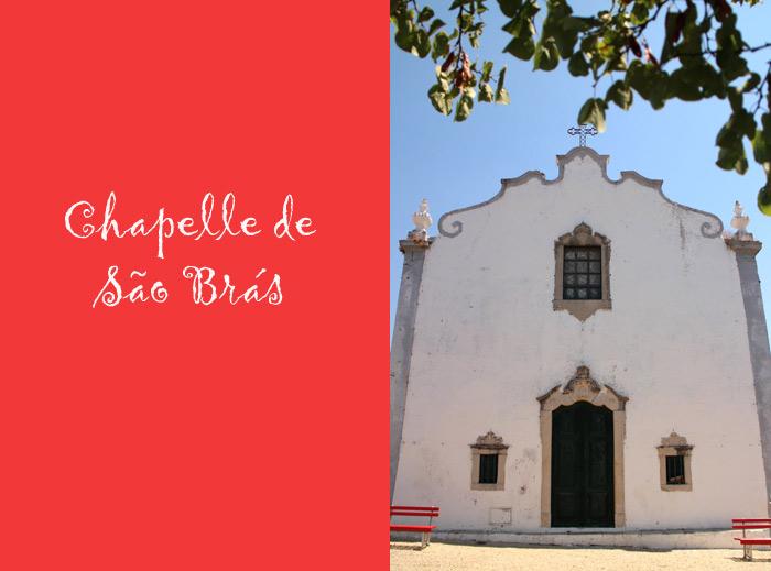 Chapelle de Sao Bras Tavira