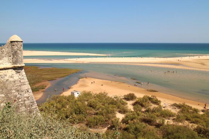 Cacela Velha algarve plage