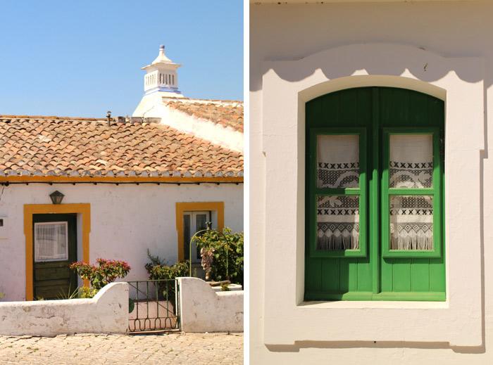 Cacela Velha village Algarve
