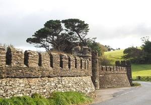 chateau Caerhays Cornouailles