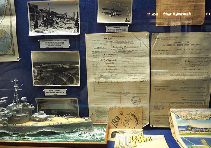 shipwreck museum Charlestown cornouailles