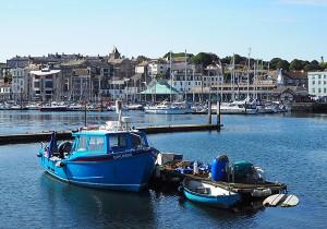 Plymouth Devon port