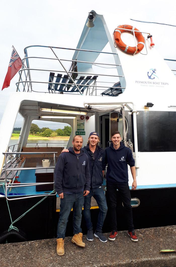 bateau plymouth boat trips