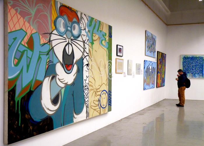 musee street art aerosol