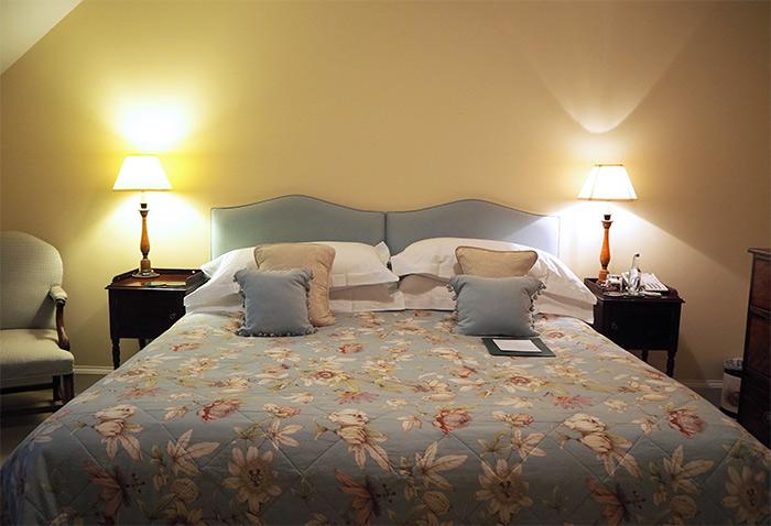 saint austell the vean bedroom