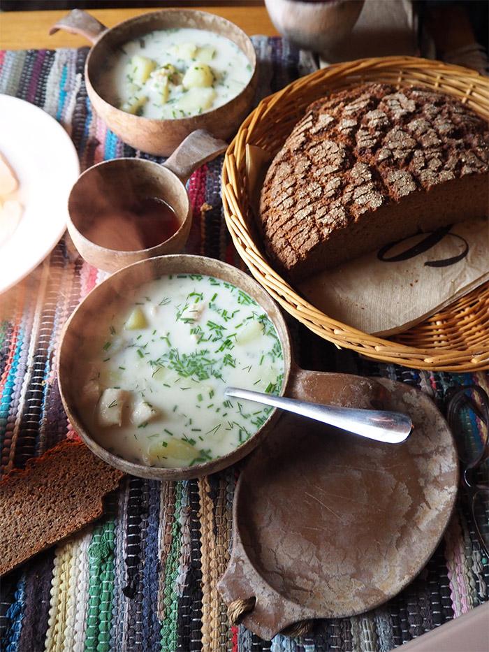 Finlande soupe