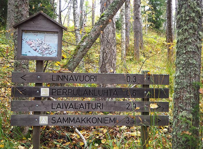 Finlande Linaansaari