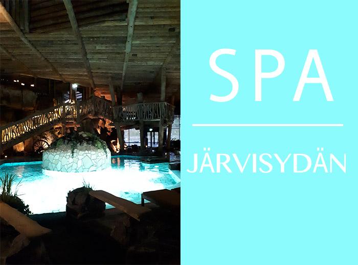 spa JÄRVISYDÄN resort finlande