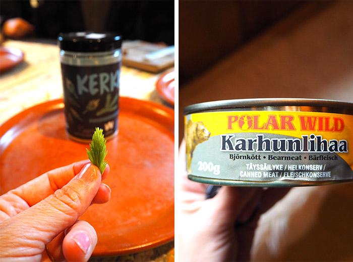 produits Finlande bourgeons sapin
