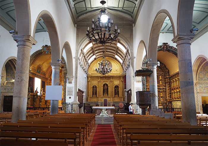 Portugal Faro Eglise