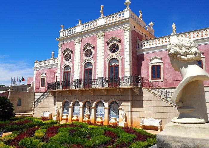 Algarve palais Estoia