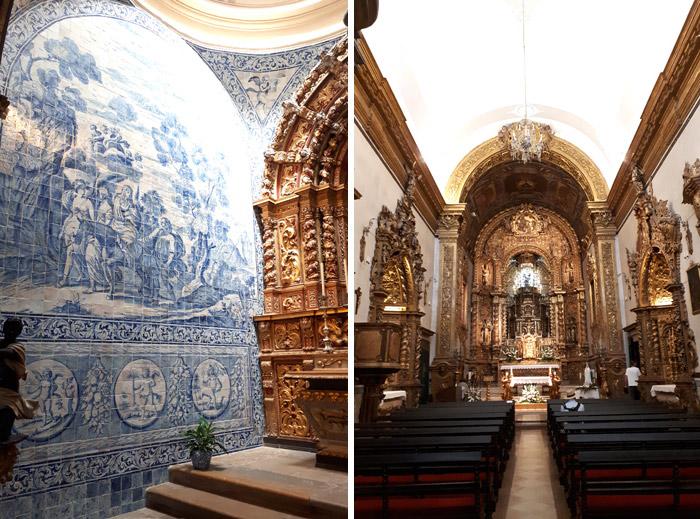 Portugal cathédrale Faro